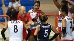 Selección peruana de vóley venció 3-1 a Trinidad y Tobago por la Copa Panamericana [Video] - Noticias de selección peruana de voleibol