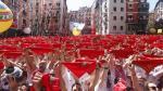 San Fermín 2016: Así se vive la tradicional fiesta en España [Fotos y Video] - Noticias de julio rojas
