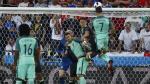Portugal disputará la final de la Eurocopa 2016 al eliminar a Gales con gol de Cristiano Ronaldo - Noticias de ashley williams
