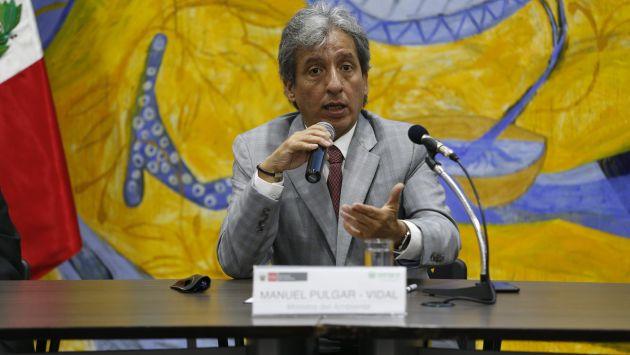 Ministro de Ambiente: Machu Picchu está en riesgo por exceso de turistas y no por acumulación de basura. (USI)