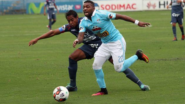 Sporting Cristal igualó 1-1 con César Vallejo y pone en riesgo la punta del Torneo Clausura. (Facebook Sporting Cristal)