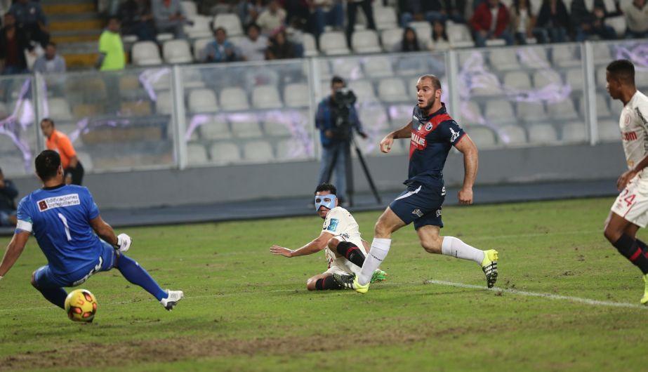 Universitario de Deportes vs. Real Garcilaso