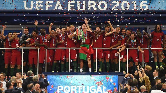 La ruta de Portugal para alcanzar la primera Eurocopa de su historia. (Agencias)