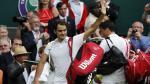 Roger Federer perdió ante Milos Raonic en la semifinal de Wimbledon [Fotos] - Noticias de tomas berdych