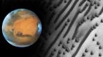 NASA reveló mensaje sobre la superficie de Marte 'escrito' en código Morse: Esto es lo que dice - Noticias de veronica mars