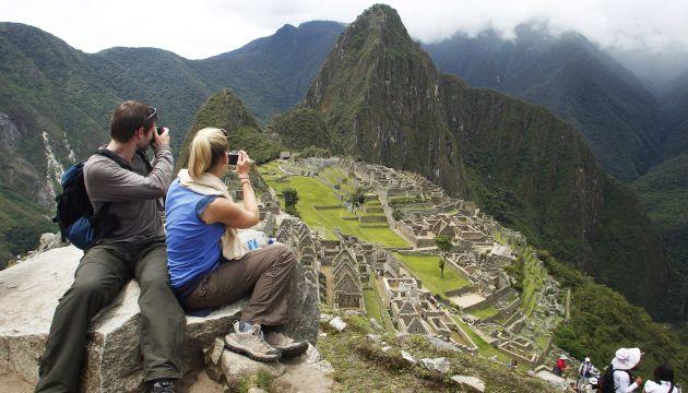 Mochileros de los cinco continentes han estado en Perú incrementado el turismo. (USI)