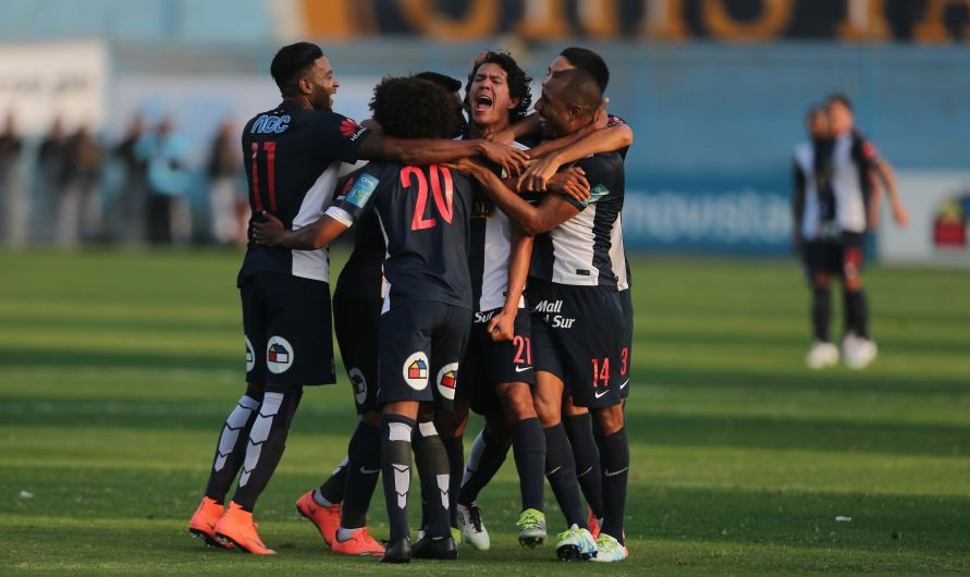 Alianza Lima vs. Juan Aurich