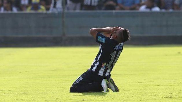 Alianza Lima cayó 2-0 ante Juan Aurich y se aleja de la punta del Torneo Clausura. (USI)