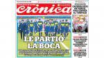 Boca Juniors: Prensa argentina criticó duramente su eliminación de la Copa Libertadores [Fotos] - Noticias de carlos tevez