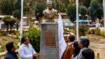 Ollanta Humala: Alcalde de Oyolo aseguró que busto se hizo con