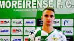 Benjamín Ubierna fichó por una temporada por el Moreirense de Portugal - Noticias de martin carrillo