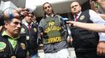 André de Silva Santisteban fue condenado a casi 21 años de cárcel por asesinar a su tía - Noticias de segunda sala penal con reos en cárcel
