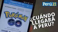 Pokémon Go: ¿Cuándo llegará a Perú? (Perú21/AFP)