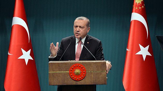 Turquía: Presidente anunció tres meses de estado de emergencia tras fallido golpe de Estado. (AP)