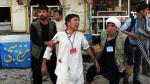 Afganistán: Al menos 80 muertos tras doble atentado suicida del Estado Islámico [Fotos] - Noticias de cuerpos desmembrados