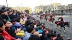 Ollanta Humala encabezó junto a su familia el último cambio de guardia de su gobierno [Fotos] - Noticias de illary humala