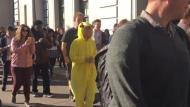 Pokemón Go: Mayor reunión de fanáticos del juego se dio en las calles de San Francisco. (Captura Twitter)