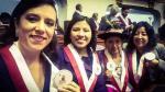 Frente Amplio: Congresistas usaron distintivo rechanzando las esterilizaciones forzadas. (Facebook)