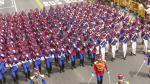 Desfile militar iniciará a las 10 de la mañana. (Perú21)