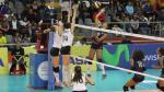 Selección peruana de vóley venció 3-1 a Argentina y alcanzó el tercer lugar en el Sudamericano Sub 23 [Fotos y videos] - Noticias de selección peruana de voleibol
