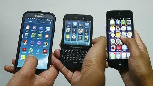 Telefónica lanzó 4G+, tecnología que permite acceder a mayores velocidades de Internet. (USI)