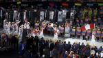 Río 2016: Así fue el paso de la delegación peruana en la inauguración de los Juegos Olímpicos [Fotos] - Noticias de eduardo paes