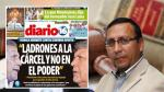 Anulan condena contra periodista acusado de difamación por Alan García - Noticias de luis rivera