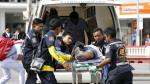 Tailandia: Al menos 4 muertos dejaron 11 explosiones en zonas turísticas [Fotos] - Noticias de mordedura de serpientes