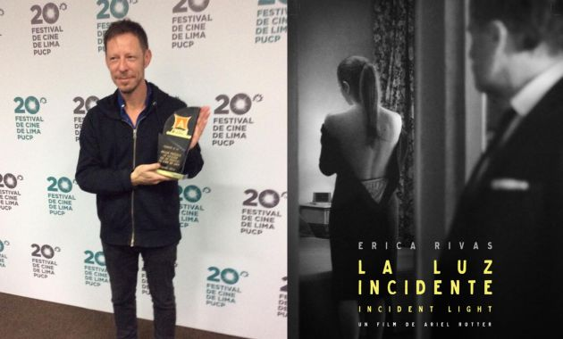 La luz incidente de Ariel Rotter fue reconocida como la mejor película del XX Festival de Cine de Lima.