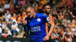 Leicester, el campeón de la premier, tropezó en la primera fecha ante el Hull City [Video] - Noticias de community shield
