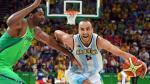 Río 2016: Argentina venció a Brasil en básquet y clasificó a cuartos de final [Fotos] - Noticias de rafael nadal