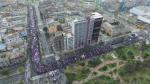 Ni Una Menos: Así fue la histórica marcha contra la violencia de género - Noticias de victor campos