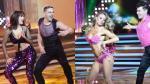 Leslie Shaw y Rosángela Espinoza se llevaron los mejores pasos de 'El gran show' con estos bailes [Video] - Noticias de michelle alexander
