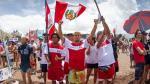 Surf: Perú se proclamó campeón del Mundial Isa realizado en Costa Rica - Noticias de miguel tudela