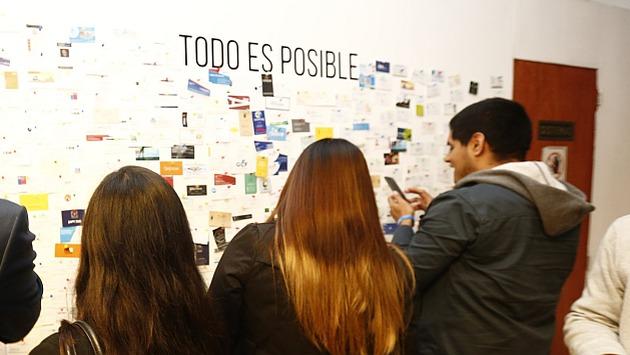 El evento también busca inspirar a más personas a hacer lo que les apasiona. (USI)