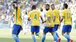 Brasil golea a Honduras y avanza a finales del fútbol olímpico - Noticias de lozano