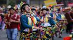 Gran Pasacalle por el Día Mundial del Folklore será este domingo 21 en la Plaza Mayor - Noticias de puente piedra