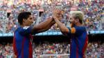 Barcelona goleó 6-2 al Real Betis con un triplete de Suárez y un doblete de Messi [Video] - Noticias de sergio busquets