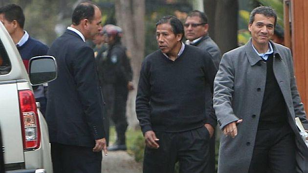 Exministro Alonso Segura se reunió con PPK en su domicilio en San Isidro