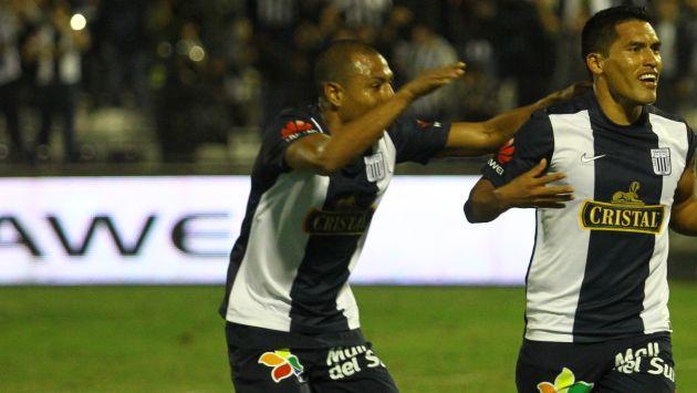 Alianza derrotó 2-1 a UTC con gol agónico de Andy Pando y trepa al cuarto puesto
