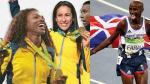 El dinero fue un factor determinante (y no el único) para el éxito de Colombia y Reino Unido en Río 2016 - Noticias de medallero