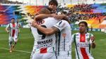 Real Garcilaso empató 2-2 ante Palestino en Cusco y buscará en Chile avanzar en la Copa Sudamericana - Noticias de ivan santillan