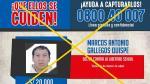 PNP capturó en Cañete a violador que figuraba en lista de 'Los más buscados' - Noticias de antonio meza cuadra