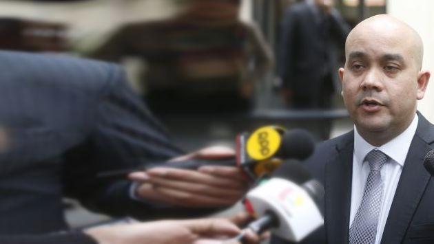 Nadine Heredia: Su abogado Eduardo Roy Gates dice que asumen defensa en reserva