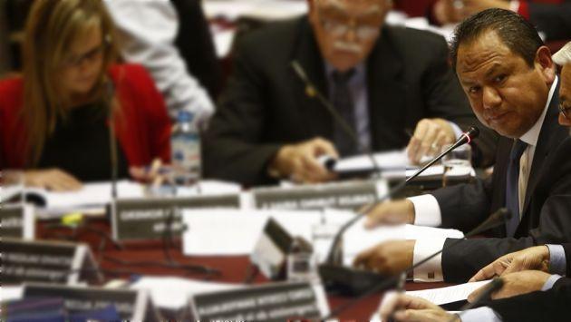 Investigarán ascensos militares otorgados por gobierno de Ollanta Humala