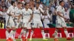 Real Madrid sufrió para vencer al Celta de Vigo en la Liga española. (Reuters)