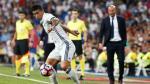 Real Madrid: Zinedine Zidane asegura que James Rodríguez se quedará en el club español - Noticias de real madrid cristiano ronaldo