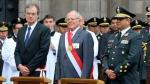 Pedro Pablo Kuczynski destacó la necesidad de homologar y mejorar los sueldos a a los policías. (Flickr Presidencia Perú)