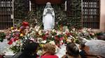 Santa Rosa de Lima: Miles de fieles llegaron hasta su santuario [Fotos] - Noticias de santo convento