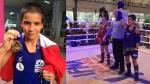 El peruano Micheas Essenwanger ganó el título mundial juvenil de Muay Thay en Tailandia [Video] - Noticias de ifma
